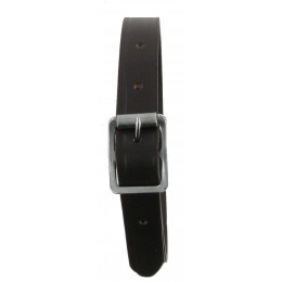 Brown Leather Strap 20""