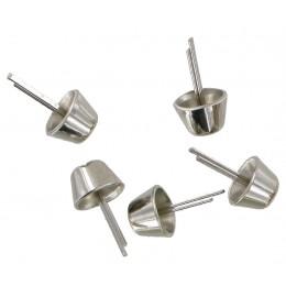 Nickel Base Stud (5 Pack)