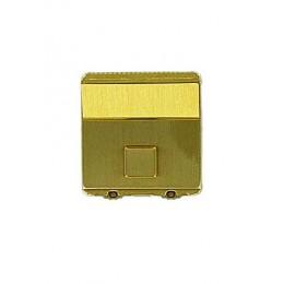 Brass Amiet Combi-Lock