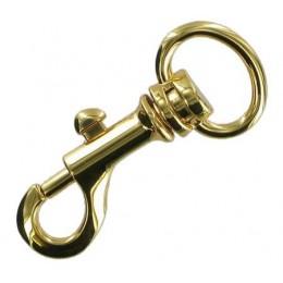 Gold Finish Trigger Hook 19mm