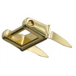 Brass Plate Handle Post (Pair)