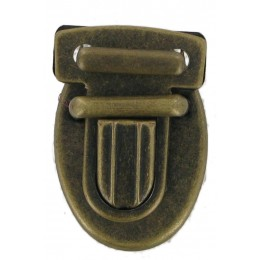 Antique Brass Tucktite Fastener