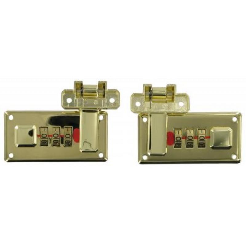 Both lock assemblies