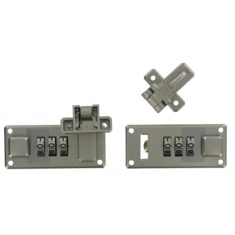 Both lock assemblies