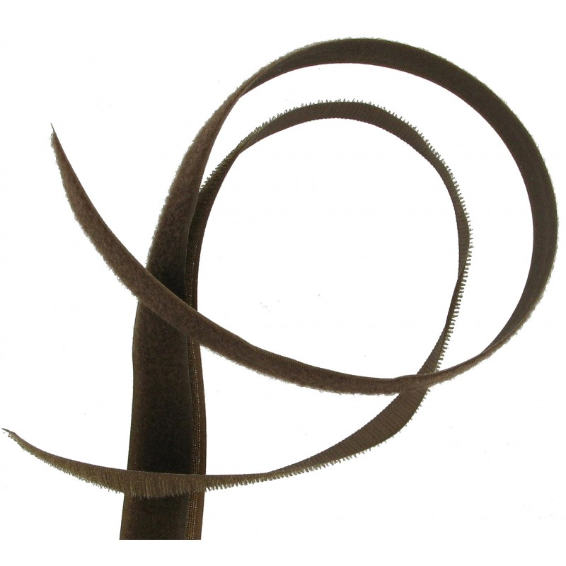 Brown Velcro
