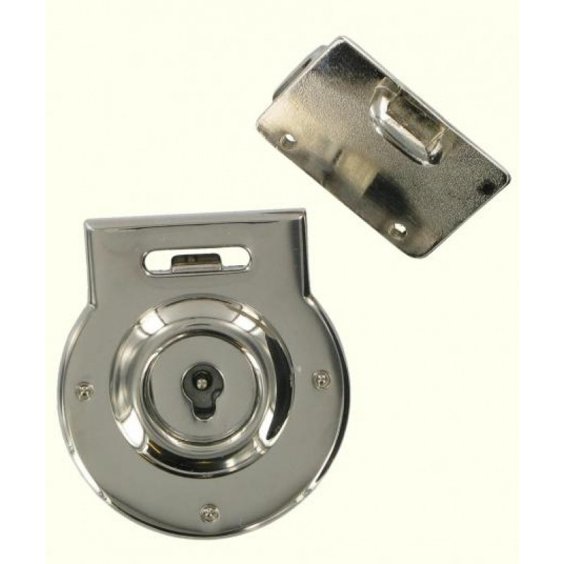 Lock and Hasp (inside)