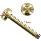 Brass Handle Pin